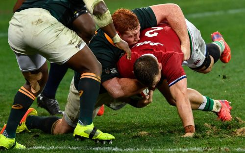 Lions Tour 2021 fixtures in South Africa: Test match dates, kick-off times and latest news