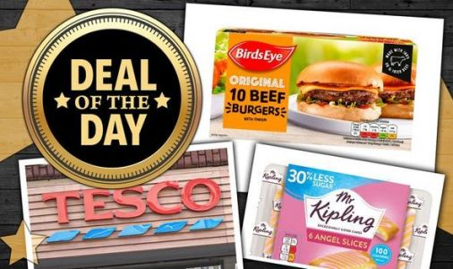 DEAL OF THE DAY: Tesco shoppers can get deals on BBQ food, dessert, ice cream and more