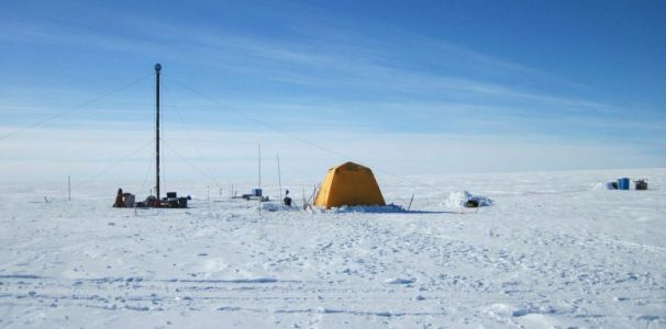 These scientists found 2,500 years of economic history frozen in ice