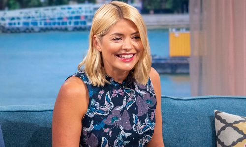 Holly Willoughby shares rare photo of all three children following luxury Maldives break