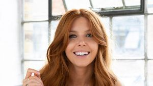 Stacey Dooley on the merits of coconut oil, French skincare and keeping your hair colour in lockdown