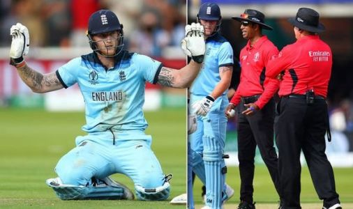 England won Cricket World Cup after 'clear mistake' from umpires - Lord's decision blasted