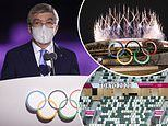 Tokyo Olympics: Games gets underway with flames and fireworks. but no hoopla and no fans