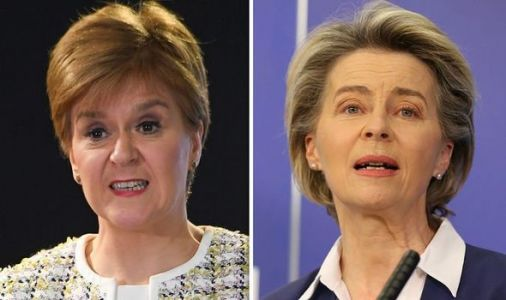 Sturgeon snubbed as EU may allow Northern Ireland to automatically rejoin but not Scotland