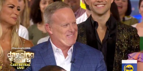Sean Spicer has joined the cast of 'Dancing with the Stars' and he's already become the butt of jokes