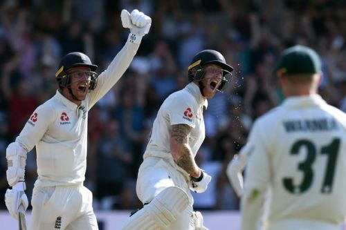 Ben Stokes admits he was too scared to watch Jack Leach bat as England secured Ashes heroics