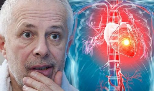 Heart attack symptoms: The subtle warning sign on your lips that indicates a heart attack