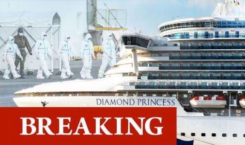 Coronavirus victim: British passenger from the Diamond Princess cruise ship dies in Japan
