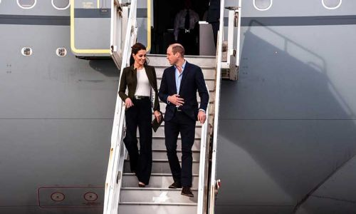 Tour dates for Prince William and Kate Middleton's visit to Pakistan REVEALED