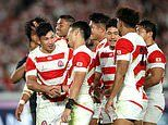 Japan lock Uwe Helu warns South Africa against writing hosts off in Rugby World Cup quarter-final