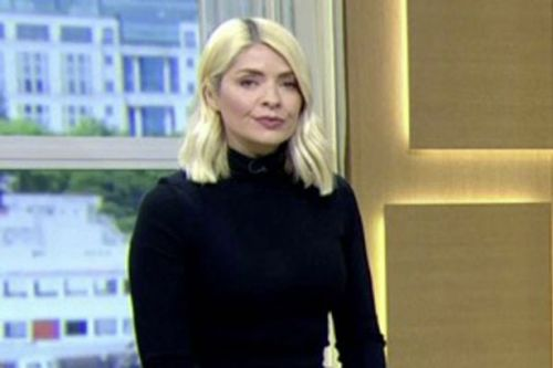 Holly unsettles This Morning viewers by wearing black amid Boris hospitalisation