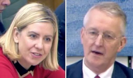 Jenkyns furious at Benn's 'bias' as she demands Remainer resign in Brexit outburst