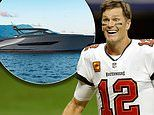 Tom Brady purchases a $6M Wajer yacht. upgrading from $2M boat he drove in Super Bowl parade