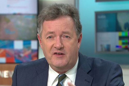 Piers Morgan announces new book that slams 'hysterically woke liberals'