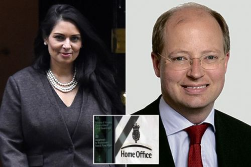 Priti Patel faces bullying claims as Home Office erupts into war