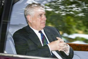 Prince Andrew's social media channels have been removed from the royal family website