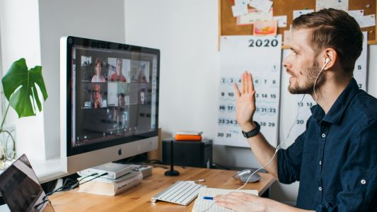 Academics have identified exactly why video conferencing has you feeling exhausted