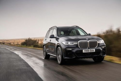 BMW X7 first drive review - Luxury SUV is bold move