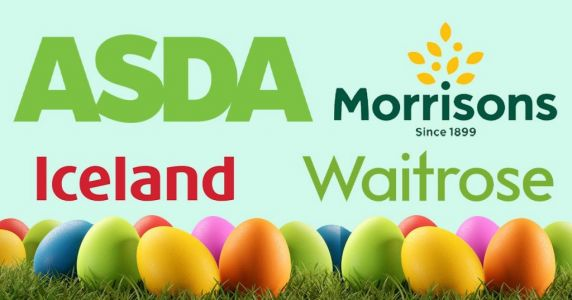 Easter Monday opening times for Morrisons, Waitrose, Asda and Iceland