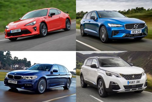 Best new cars for under £400 per month