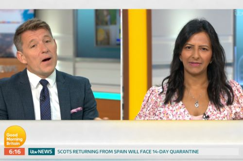 Ben Shephard says Kate Garraway's return to GMB is 'really important step'