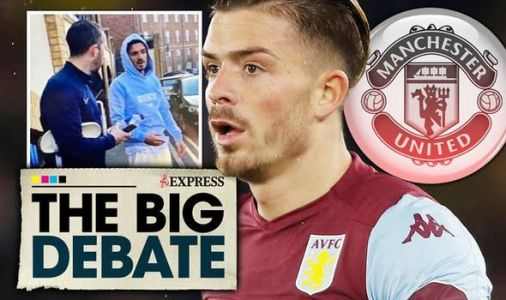 Should Man Utd still pursue £60m Jack Grealish transfer after latest antics? Big Debate