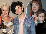 BRITs 2019: Matt Healy's mum Denise Welch takes credit for The 1975's double win