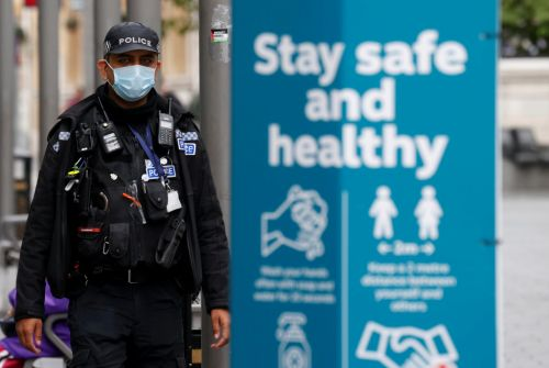 Coronavirus news live: UK death toll approaches 44,000 and Wales to reopen pubs and restaurants outdoors from 13 July
