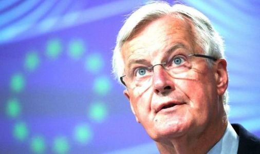 Barnier's 'sabre-rattling' shamed as EU chief tries to 'punish' UK -'Stand up and say no!'