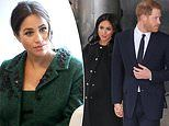 Ambitious Meghan is nicknamed 'ME-GAIN' by Kensington Palace staff