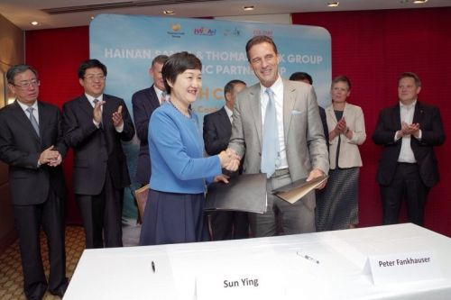 Thomas Cook Group to set up branch office in Sanya