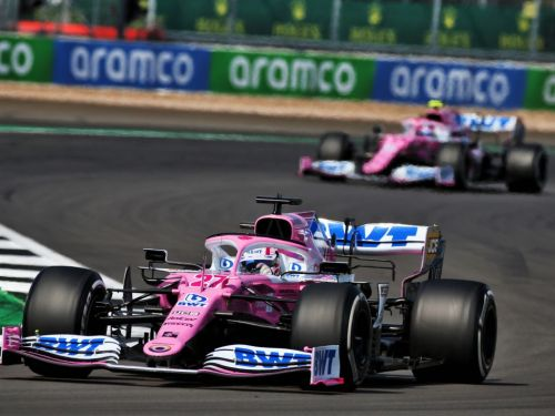 Williams also withdraw from RP20 protest