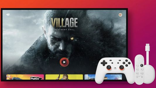 Google Stadia is coming to Google TV and Android TV this month