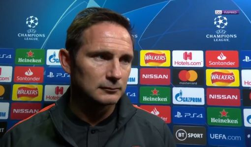 Frank Lampard claims Ross Barkley was his chosen penalty taker