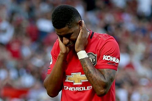 Man Utd react to Marcus Rashford suffering racist abuse on Twitter after penalty miss