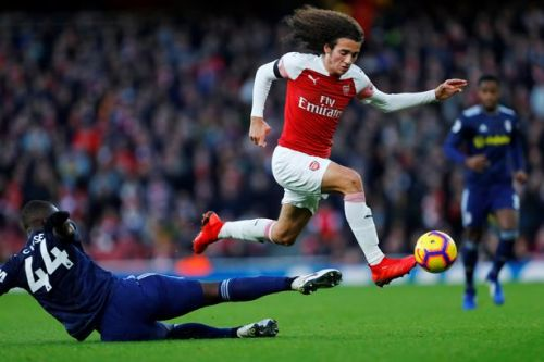 PSG 'keeping tabs on Arsenal ace Matteo Guendouzi with view to summer transfer'