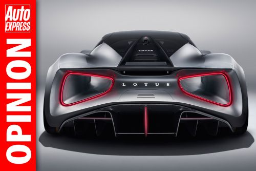 """""""Lotus Evija marks a turning point for the brand under Geely"""""""