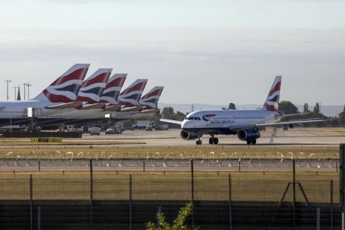 Man, 26, arrested at Heathrow Airport on suspicion of 'Syria-related' terror offences
