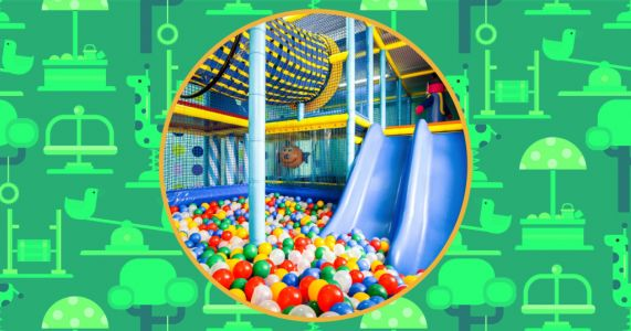 What soft play centres will look like for children in a coronavirus world