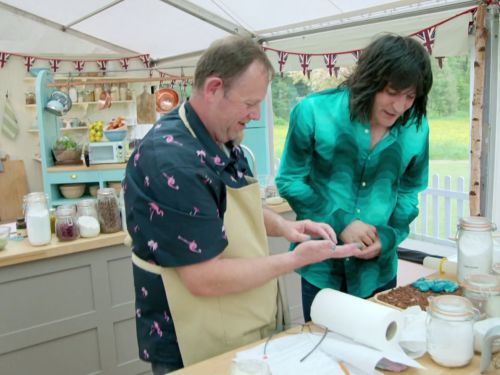 Bake Off's Dairy Week Saw an Awful Lot of Crying Over Spilt Milk and a Shock Exit