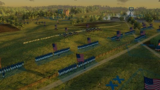 American Civil War game Grand Tactician leaves Early Access today