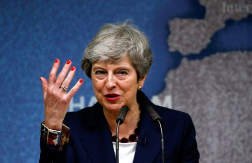 Theresa May really regrets that 'field of wheat' confession