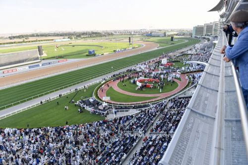 Sheikh Mohammed Increases The Prize Money For Dubai World Cup To AED146 MILLION!