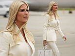 Ivanka Trump and Kimberly Guilfoyle wear white to the presidential debate