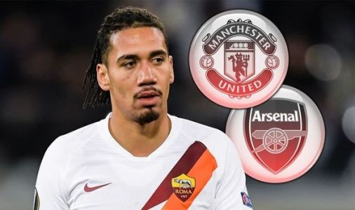 Roma boss admits Chris Smalling surprise as he sends Arsenal, Man Utd transfer warning