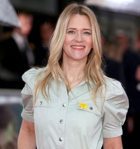 Edith Bowman: 'In Your 40s, You Have A 'Don't Give A F**k' Attitude'