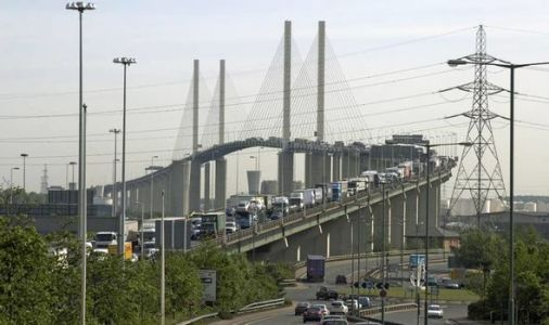 M25 Dartford Tunnel: Could Dartford Tunnel close from floods? Thunderstorm forecast TODAY