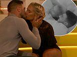 Love Island: Molly-Mae exclaims 'it's f***ing huge' as she gets steamy in the sheets with Tommy