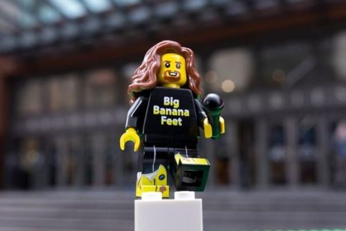 Sir Billy Connolly says being turned into Lego figure highlight of career