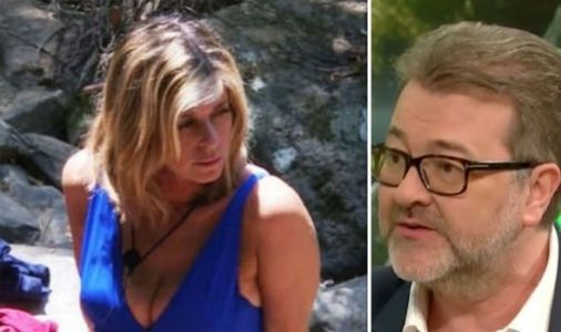 Kate Garraway's husband reveals heartbreaking sign campmates 'ignored' her - did you see?